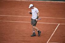 Andy Murray, la Roland Garros
