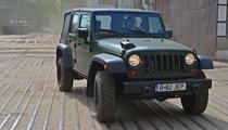 Jeep J8 in Romania