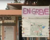 Greva la rafinarii in Franta