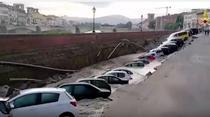 Masini prabusite in Florenta