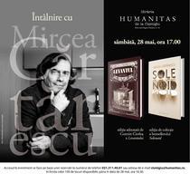 Intalnire cu Mircea Cartarescu