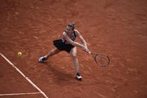 Simona Halep, pe zgura de la Roland Garros