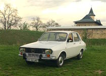 Dacia 1300 cu numarul 00002