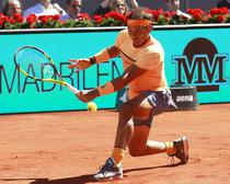 Rafael Nadal, la Madrid