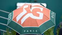 Ploaie la Roland Garros