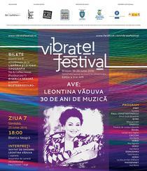 Concert aniversar Leontina Vaduva