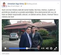 Campania lui Gigi Chiru