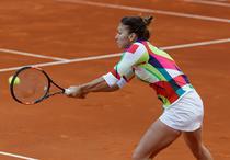 Simona Halep, la turneul de la Madrid