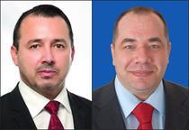 Catalin Radulescu si Marius Manolache