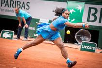 Serena Williams, la Roland Garros