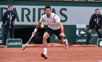 Novak Djokovic, in viteza spre trofeul Roland Garros