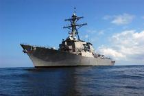 Distrugatorul american USS Porter