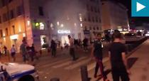 Incidente la Marseille provocate de fanii englezi