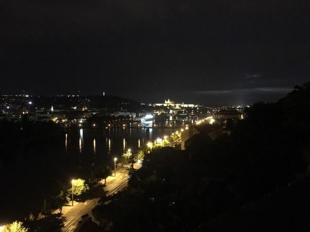 Praga,in noaptea muzeelor (11 iunie 2016)