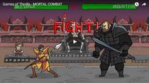 Game of Throlls - Mortal kombat