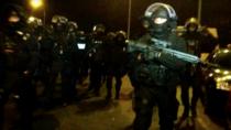 Atacator terorist, ucis de fortele speciale in Paris