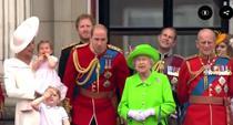Familia regala a Marii Britanii