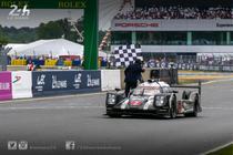 Victorie pentru Porsche in cursa de 24 de ore de la Le Mans