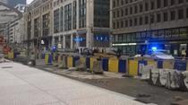 Alerta cu bomba la Bruxelles