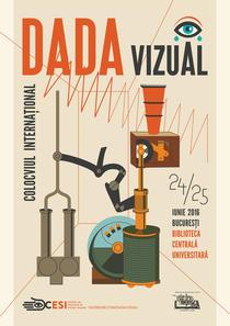 Afis UB - DADA VIZUAL