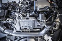 Motor diesel Mercedes