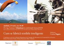 Carmen Ghituleasa la ScienceHUB
