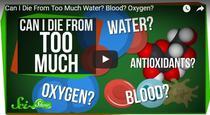 Ce se intampla cu organismul nostru daca primeste prea mult oxigen sau prea multa apa