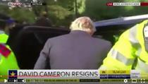 Boris Johnson, huiduit copios