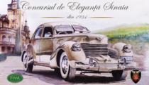 Concursul de Eleganta Auto de la Sinaia 2016