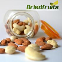 Migdale si caju - driedfruits
