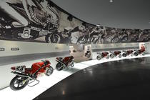 In Muzeul Ducati