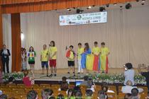 Balcaniada de Matematica pentru Juniori 2017: Echipa A