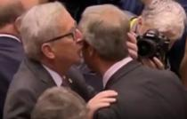 Juncker si Farage