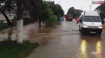 Inundatii in Bocsa, Caras-Severin