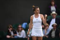 Simona Halep, la Wimbledon 2016