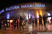 Atac cu bomba pe aeroportul Ataturk din Istanbul