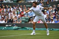 Stan Wawrinka, la Wimbledon