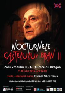 Nocturnele Castelului Bran II
