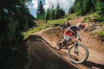 Concursul de Downhill de la Paltinis