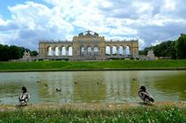 Gloriette Schonbrunn, Viena