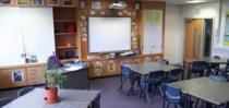 Sala de clasa din Academia Breadalbane