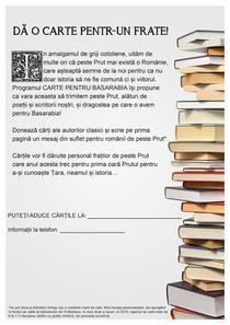 Doneaza o carte