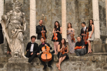 Orchestra la Castelul Peles