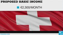Referendum in Elvetia pentru un venit de baza universal
