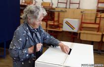 Femeile in varsta, cele mai harnice la vot in Bucuresti