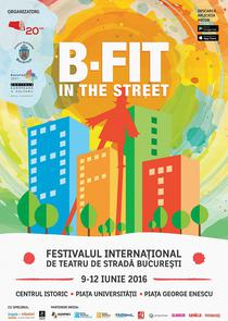 Afis B-FIT in the Street 2016