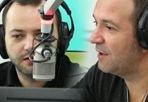 Mihai Morar si Daniel Buzdugan