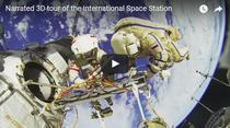 Tur 3D al Statie Spatiale Internationale