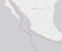 Cutremur in largul costei Mexicului