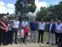 Oficiali MCSI si ai Telekom, la finalizarea retelei Ro-Net in Vaslui
